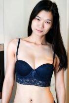 Азиаточка Юля, рост: 155, вес: 51 — элитные эскорт услуги
