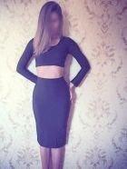 Молоденькая студентка Юлия Сочи, рост: 169, вес: 55
