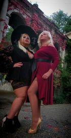 Сестры Зайцевы,  рост: 165, вес: 85 - проститутка с услугой анального фистинга