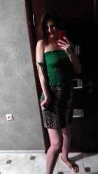 Новая проститутка Фото мои, рост: 180, вес: 57