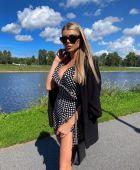 Вика, 22 лет — госпожа-страпонесса
